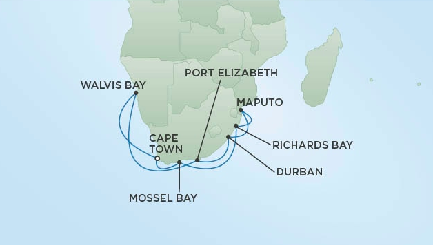 CAPE TOWN TO CAPE TOWN